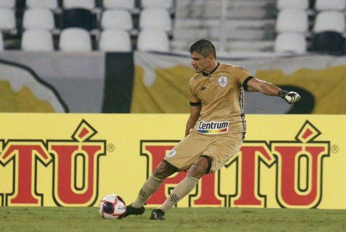 Douglas Borges, goleiro do Botafogo