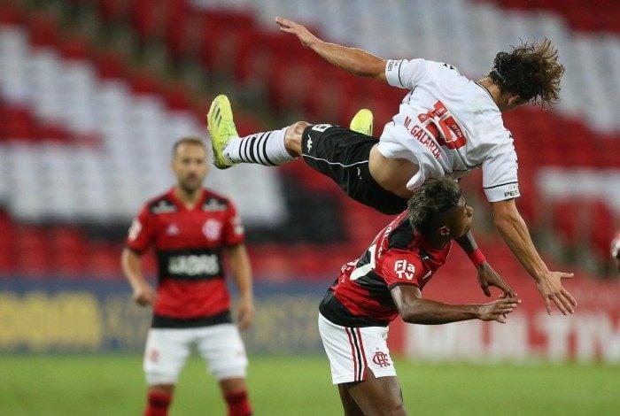 Flamengo x Vasco pela 9 rodada do Campeonato Carioca.