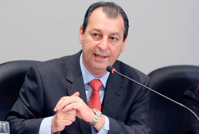 O senador Omar Aziz (PSD)