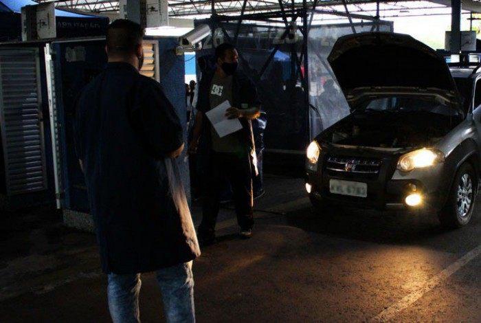 Detran-RJ amplia horário de atendimento e 12 postos terão vistorias noturnas