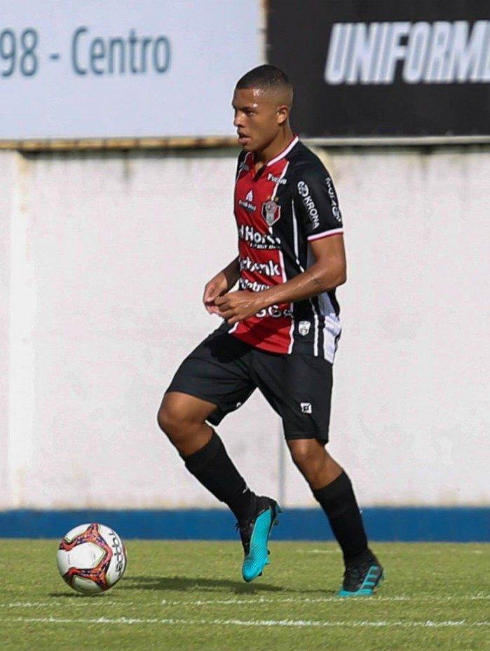 Diogo é um dos destaques do Joinville na temporada