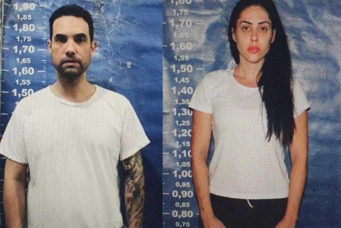 Jairinho e a namorada Monique Medeiros estão presos pela morte do filho dela, Henry Borel