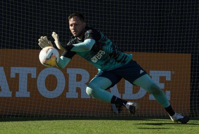 O goleiro Diego Alves diz que o Flamengo está pronto para a estreia na Libertadores