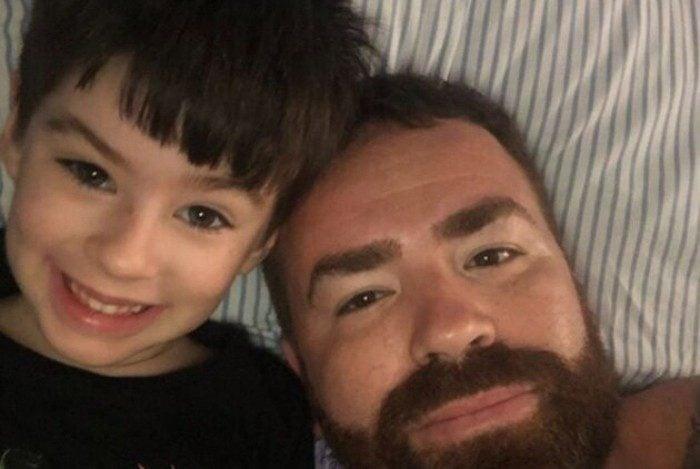 Leniel Borel faz campanha para aprovação da lei que leva o nome de seu filho