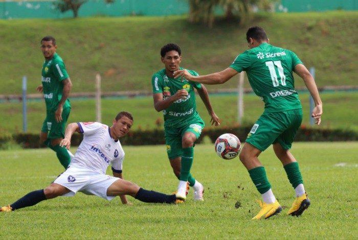Em confronto com o Cuiabá, novo representante do Mato Grosso na Série A, o Sinop, em casa, foi uma presa fácil na segunda rodada do Estadual: 2 a 0