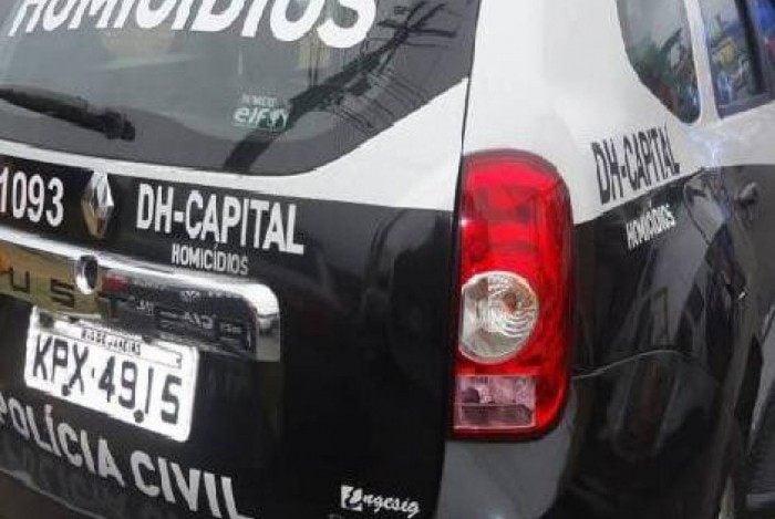 Ocorrência foi encaminhada para a Delegacia de Homicídios da Capital