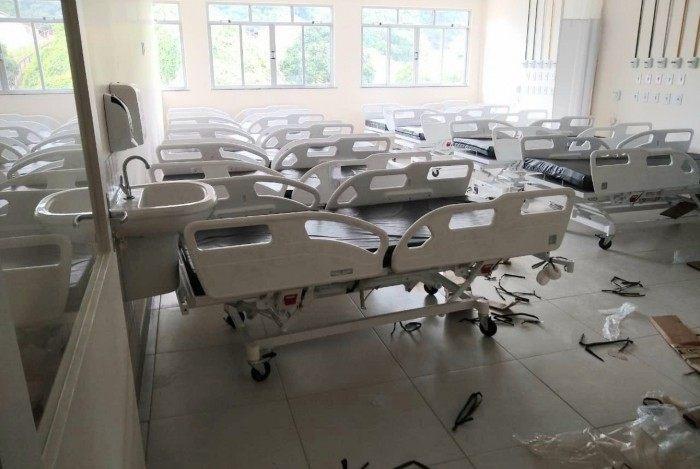Equipamentos serão instalados no anexo do Hospital do Retiro