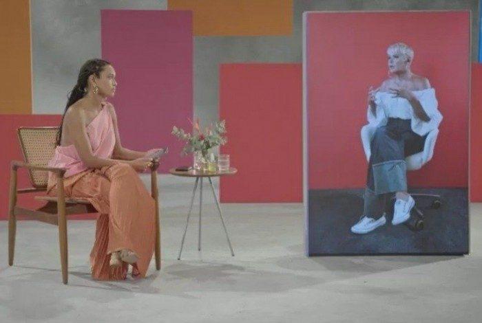Taís Araújo e Xuxa no 'Superbonita', exibido pelo GNT em março