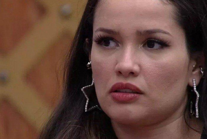 Juliette acredita que João pode ser eliminado no paredão com Arthur e Pocah
