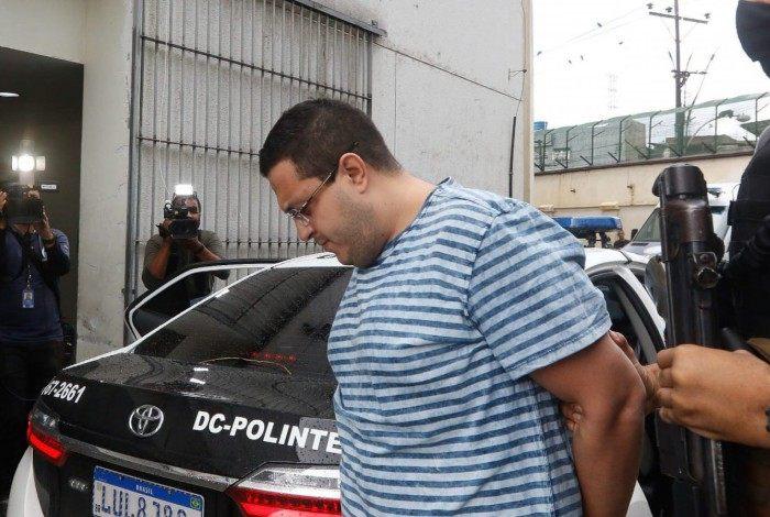 João Filipe Barbieri foi recapturado na manhã desta quarta-feira (21)