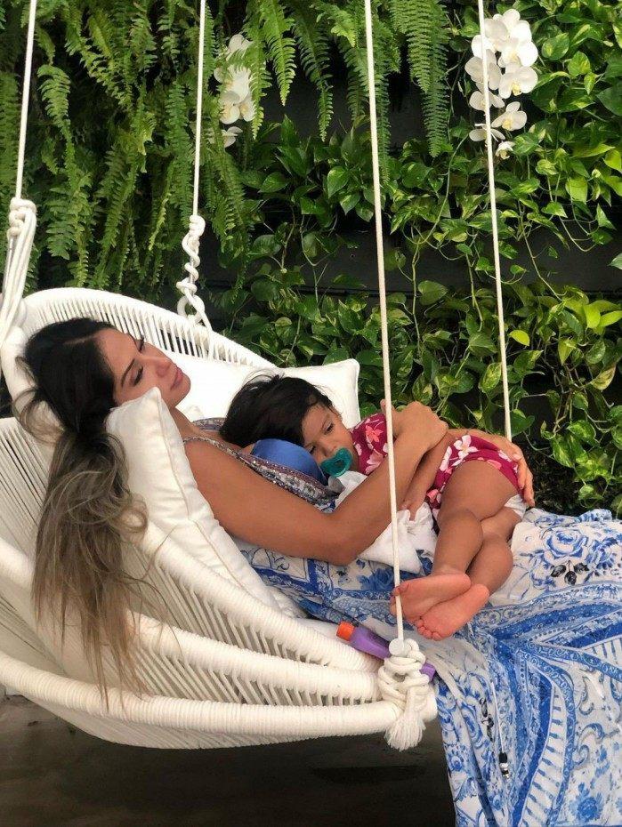 Mayra Cardi e Sophia