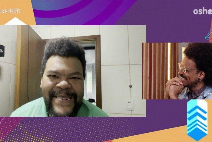 Babu e João Luiz