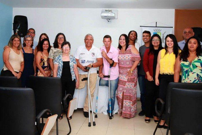 Equipe dos Conselhos Municipais de Rio das Ostras