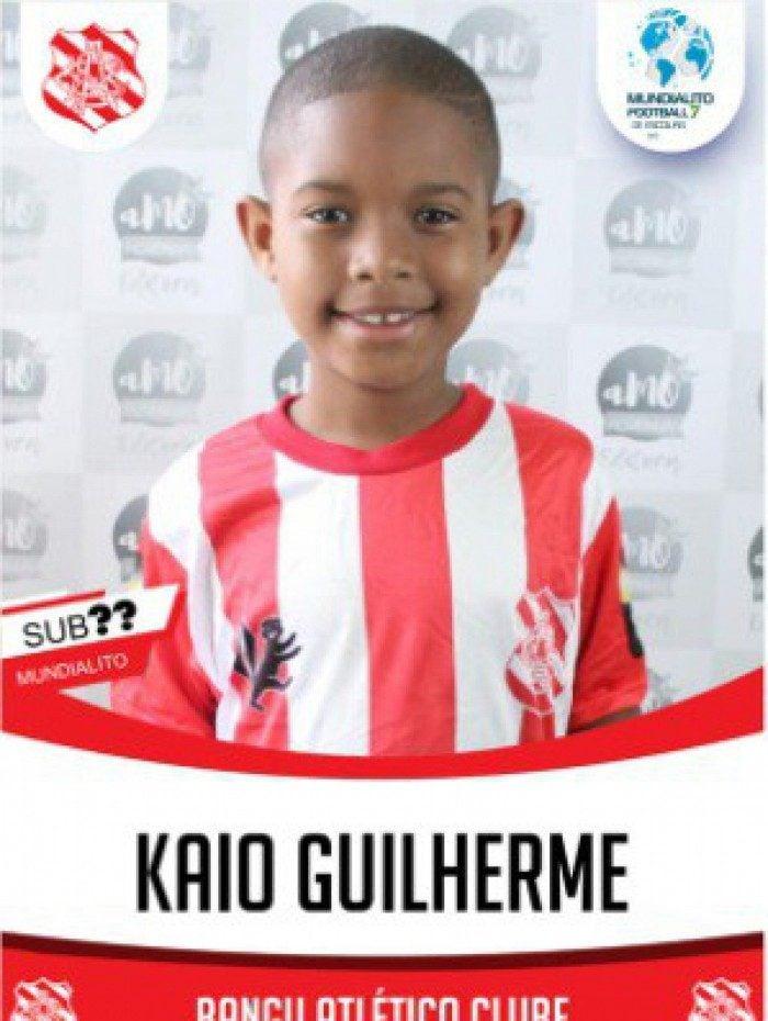 Kaio Guilherme foi baleado na última sexta-feira (16) na Vila Aliança, na Zona Oeste do Rio