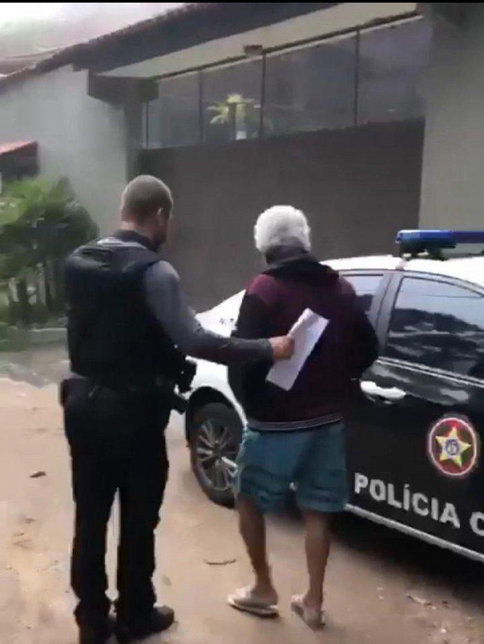 Os agentes da DPCA encontraram o suspeito em Pendotiba, Niterói