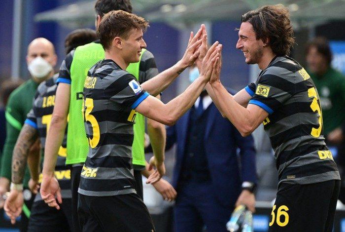 Inter de Milão venceu mais uma