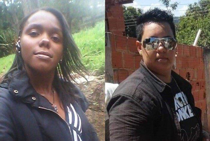 Gilmara Oliveira e Brena Luane