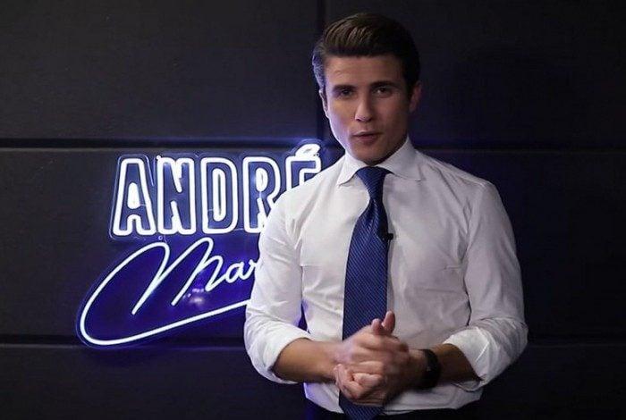 André Marinho retoma canal no YouTube