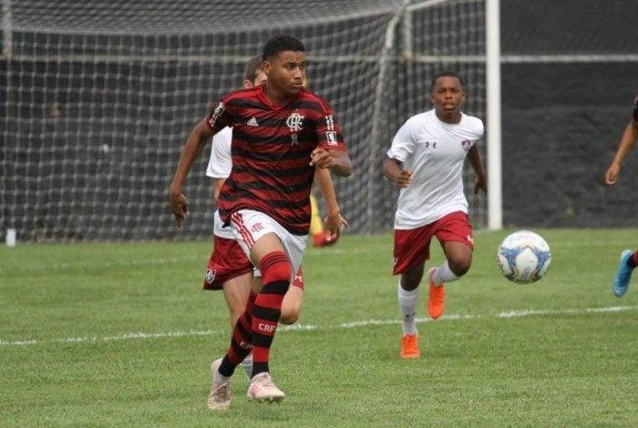 Euder pelo Flamengo