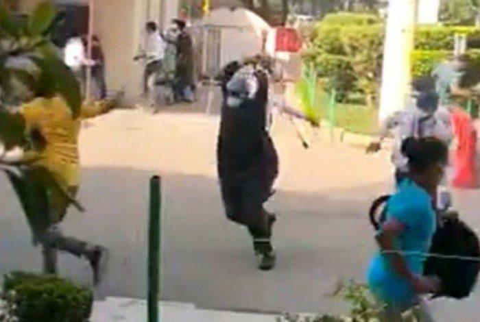 O caso aconteceu em Nova Delhi, na índia