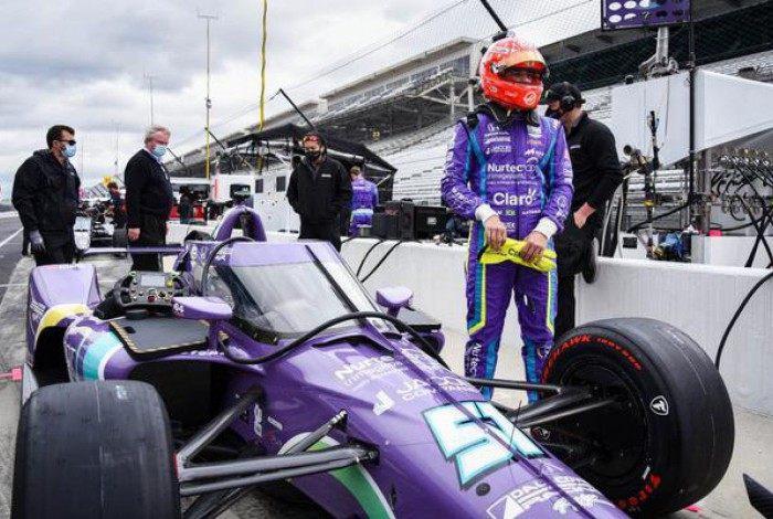 Pietro Fittipaldi correrá na Fórmula Indy pela equipe Dale Coyne