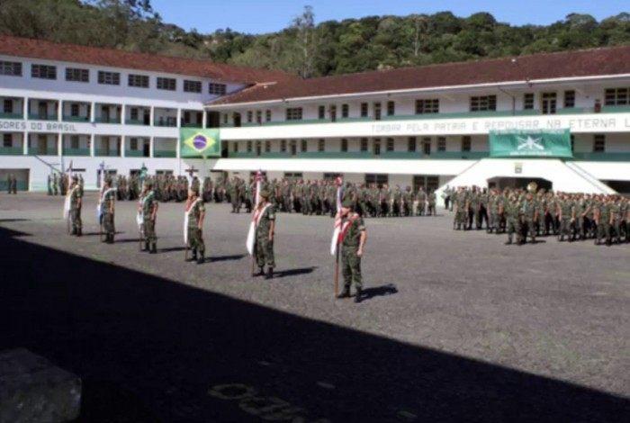 Batalhão Dom Pedro II, em Petrópolis