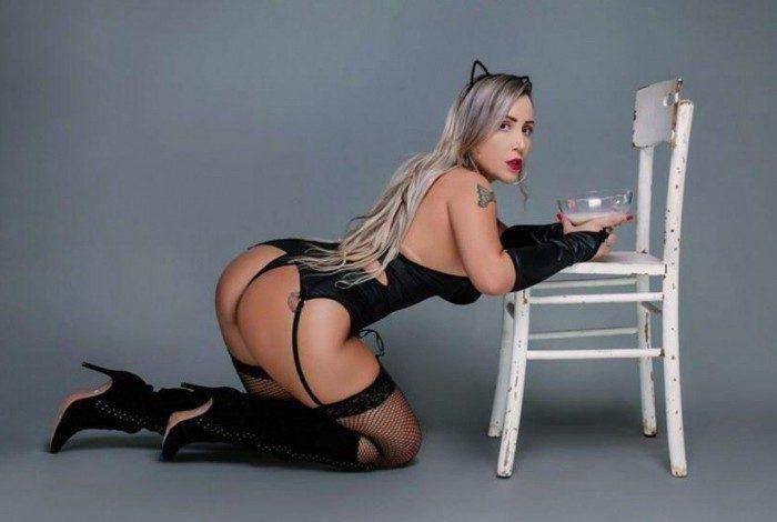 Miss Bumbum ES 2021 e Musa do Palmeiras 2019, Josi Freitas é linda, sexy, sensual, abusada, ama tirar fotos e leva todos à loucura com suas curvas