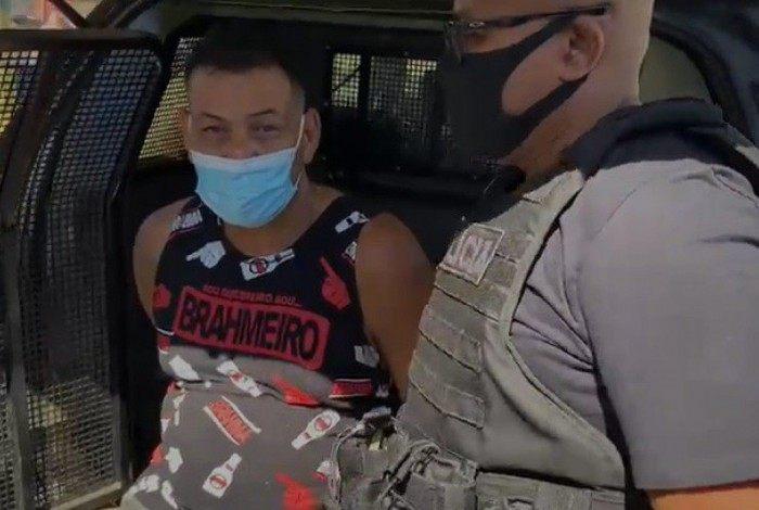 Traficante foragido da Justiça é recapturado na Baixada