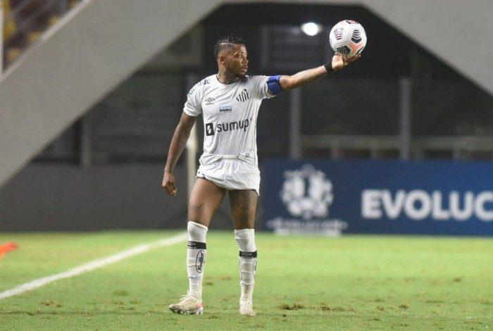 Eleito o craque da Libertadores de 2020, Marinho foi escolhido o melhor jogador em campo na goleada sobre o The Strongest