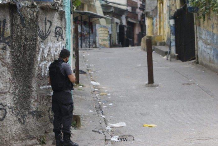Operação da Polícia Civil no Jacarezinho