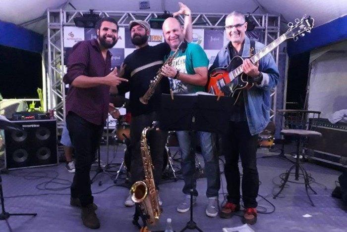 Macahiba Jazz também se apresenta no Rio das Ostras Jazz & Blues em Casa
