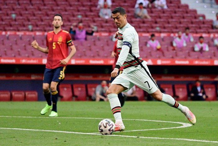 Cristiano Ronaldo disputará mais uma Eurocopa por Portugal
