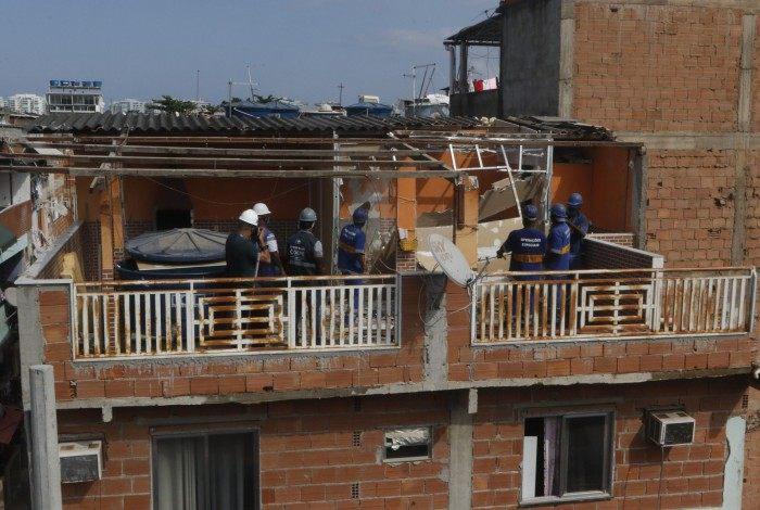 No último dia 3, um prédio caiu matando três pessoas