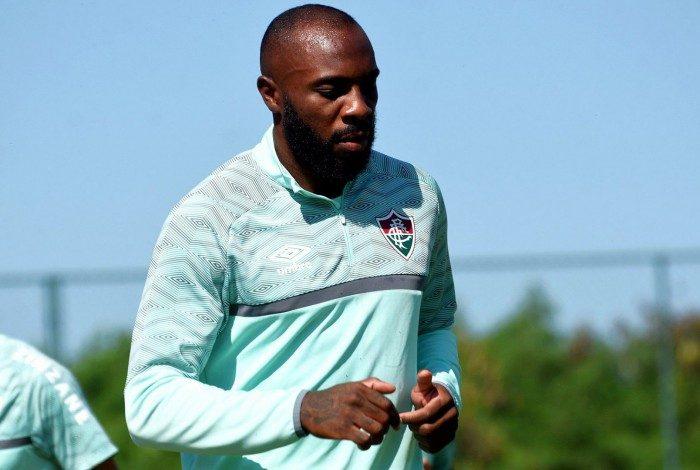 Manoel tem sido reserva do Fluminense