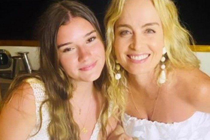 Manoela Esteves e Angélica