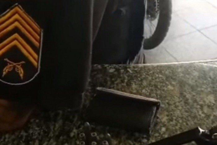 PM prende homem que ameaçava vizinhança no Centro de Meriti