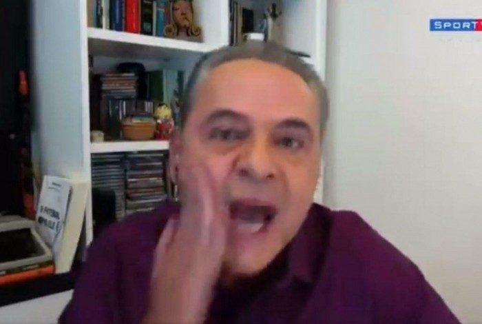Luís Roberto fez duras críticas à disputa da Copa América no Brasil