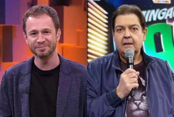 Internado, Faustão será substituído por Tiago Leifert no 'Domingão'