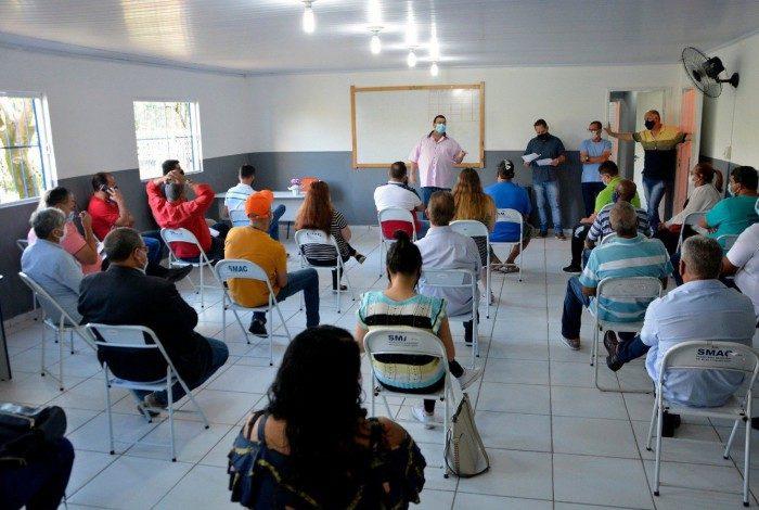 Centro de Convivência do bairro Aero Clube volta a atender a comunidade