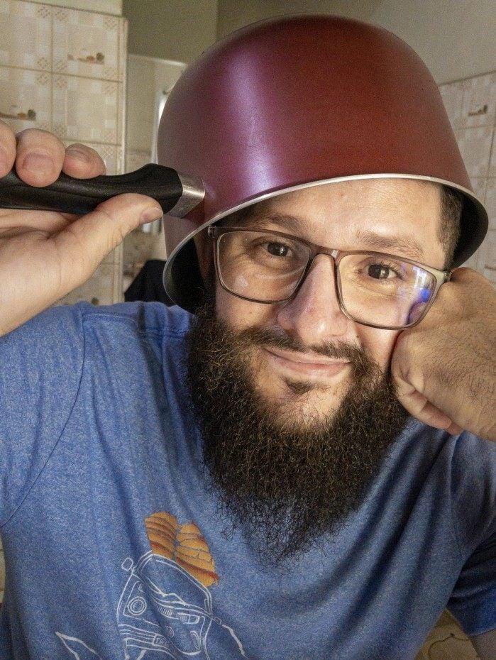 'Mestre do Sabor' ganha quadro de humor com Edelson Ribeiro, o 'Sobrevivente'