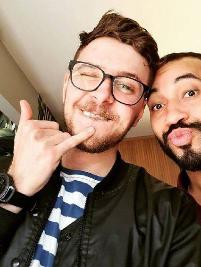Lucas Oliveira e Gil do Vigor