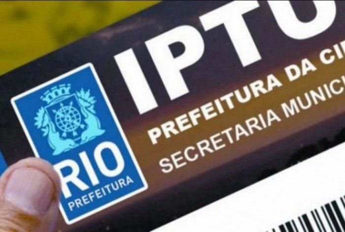 Contribuinte do IPTU no Rio terá que entregar declaração anual do imóvel pela internet