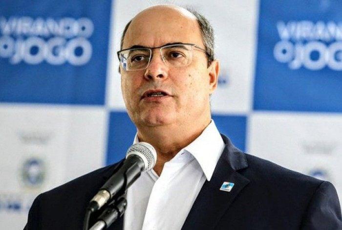 Ex-governador do Rio, Wilson Witzel