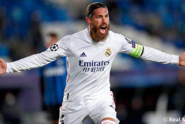 Quarto jogador que mais vezes vestiu a camisa do Real Madrid, em 470 jogos, Sergio Ramos se despede do clube aos 35 anos