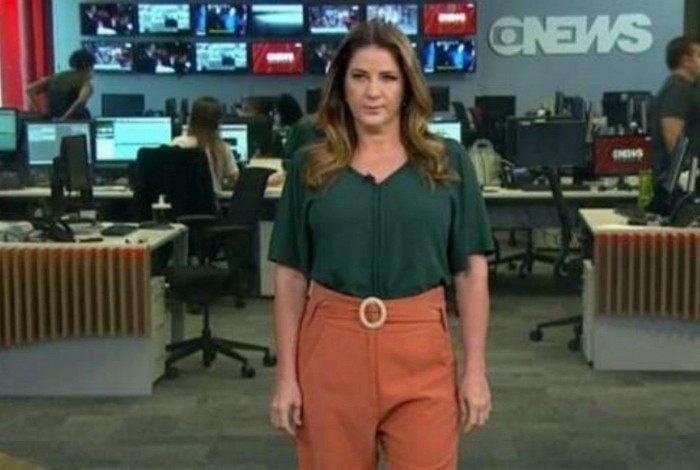 Veja! Christiane Pelajo tem ataque de raiva e abandona estúdios da Globo: 'Impossível trabalhar nesse lugar'.