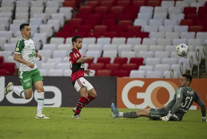 Flamengo x Chapecoense