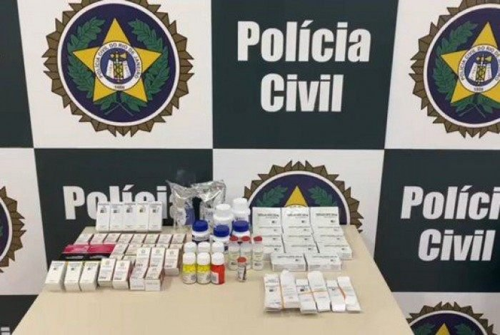 Polícia apreende adolescente que vendia anabolizantes na Zona Norte do Rio