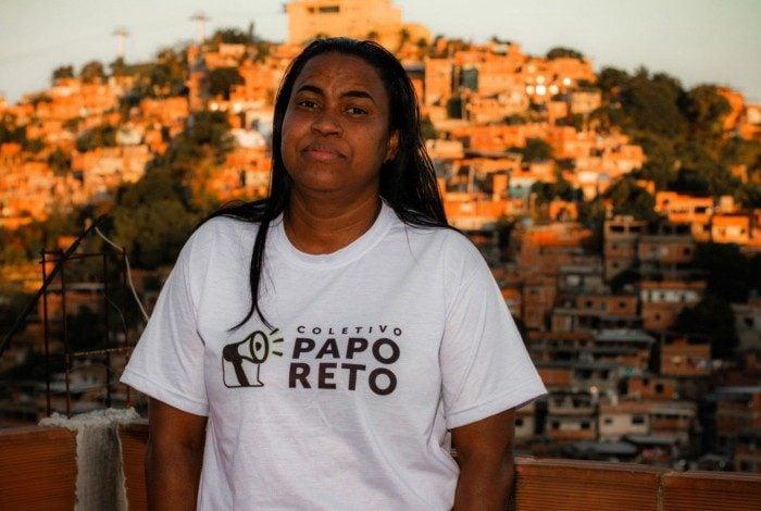 Renata do Papo Reto - Zé do Caroço - Coluna PerifaConnection