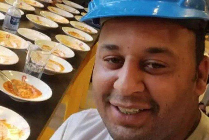 Pintor João Carlos foi expulso de um restaurante por 'comer demais' durante um rodízio