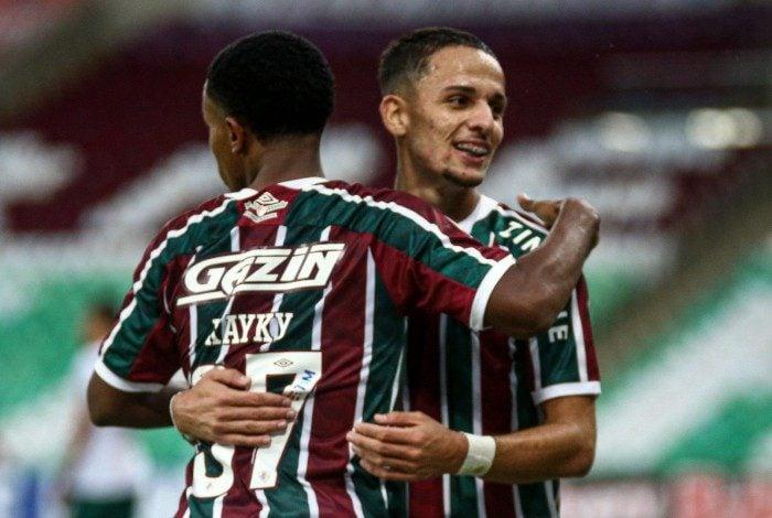 Gabriel Teixeira e Kayky